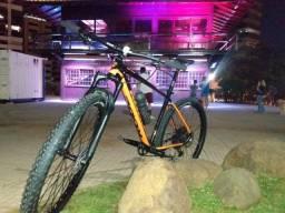 Bicicleta kode coyote semi nova aro 29 quadro 19