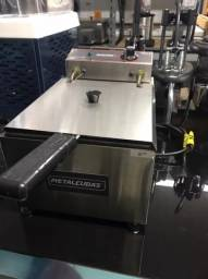 Fritador 1 Cuba (150mm) Elétrico 5 Litros ( 127V OU 220V ) - Matheus