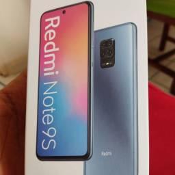 Xiaomi redmi note 9s 128GB 6 RAM azul