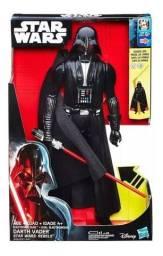 Boneco Darth Vader 30 cm novo