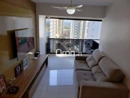 Apartamento com 2 dormitórios à venda, 70 m² por R$ 365.000,00 - Jardim Goiás - Goiânia/GO