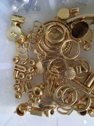 Material para bijuteria sem uso (LEIA COM ATENÇÃO)