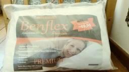 Vendo travesseiros Benflex: antiacaro,antimofo e antialérgicos, são novos