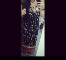 Vestido indiano M/G novo