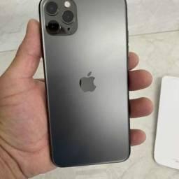 iPhone 11 Pro Max Grafite 256 GB