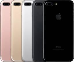 iphone 7 plus 128 gb rose e preto