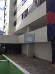 Flat com 1 dormitório para alugar, 42 m² por R$ 2.000/mês - Pina - Recife/PE