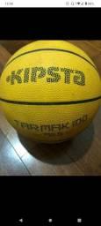 Bola de basquete original Kipsta amarela