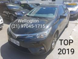 "Corolla 2.0 XEI * 2019 *  Top  "" WELLINGTON """