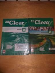 Livros All Clear 4
