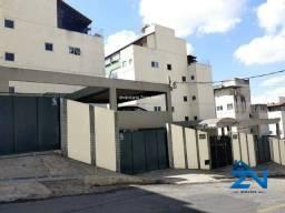 Título do anúncio: Apartamento com 3 dormitórios para alugar, 2 banheiros, garagem coberta R$ 700/mês - Santa
