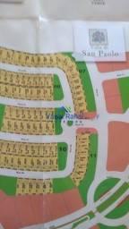 Terreno a venda no Condomínio Quintas de São José - Ilha de San Paolo