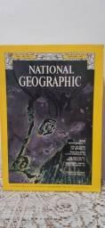 11 revistas National geografic 1975 americanas jan/nov