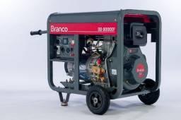 Gerador BD8000 EF 7.0 kva marca Branco Diesel