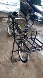 Bicicleta De Carga Semi Nova