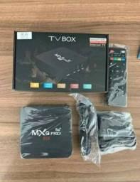 TV BOX 128GB 8GB RAM