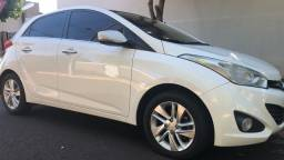 HB 20 Premium 1.6 Flex Automático Branco 2015