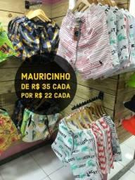 Promoção de mauricinho R$ 22,00 cada