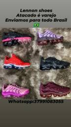 Calçados linha Premium
