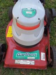 Máquina cortar grama Garthen.