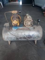 Vendo compressor barato