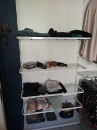Conjunto de prateleiras para armário Di Carlo