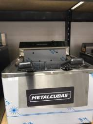 Fritadeira Elétrica 15 Litros - 5000w - Metalcubas - Matheus