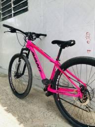 Bicicleta ARO 29 Rosa Roubada