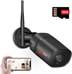 Câmera Segurança Ip Wi-fi Hd 1080p Anran