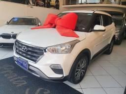 Hyundai Creta Pulse Plus 1.6 Aut 2019, Na garantia, Pneus Novos, Multimidia, Periciada