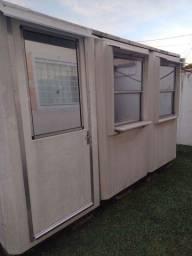 Container trailer guarita