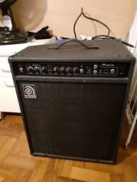 Amplificador de Contra Baixo cubo caixa Ampeg Ba115 V2 150w