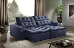 Sofa retratil reclinavel Ipanema 2,10 QAZ617