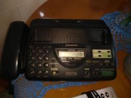 Fax secretaria eletrônica Panasonic