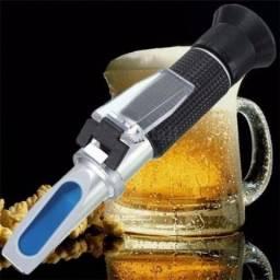 Refratômetro Brix e SG Fabricar Cerveja Artesanal - Cervejeiro