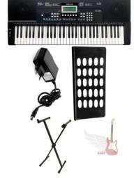 vendo teclado roland Revas kb - 330 + Arranjador + Fonte + Tripe
