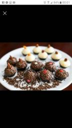 Aprende a fazer brigadeiro gourmet