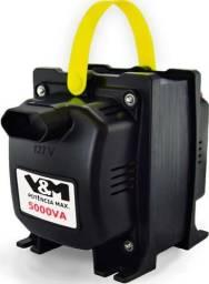 Auto Transformador 3000va V&m 110/220 Bivolt 9000 Btus<br>