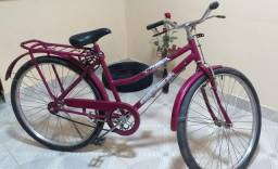 Bicicleta feminina tipo Monarc