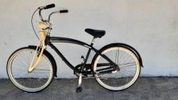 Bicicleta nirve raridade contra pedal