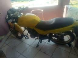 Moto dayum 150 pra roça