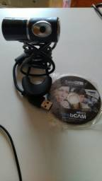 Webcam Satellite C13-2.0 Preta