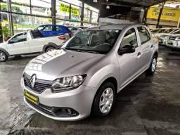 Renault Logan 1.6 Expression Automatico ( Aceitamos troca e financiamos )