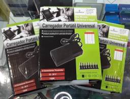 Carregador Universal para notebook Lehmox