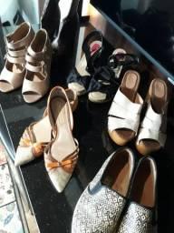 Combo calçados femininos