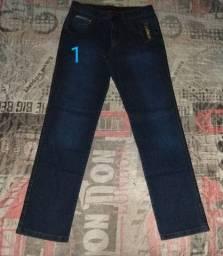 Calças Jeans Masculinas.