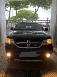 Dodge Journey RT 3.6 2015 BLINDADO Unica Dona 76.000 Km Manual e chave Reserva