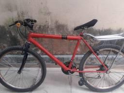 Troco bike aro 26 por aro 24