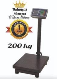 Balança Plataforma Bivolt 200kg