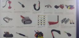 Vando chicotes para sensores de varios carro e de vários modelos
